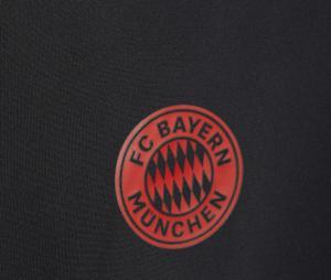 Veste Présentation Bayern Munich Noir Junior
