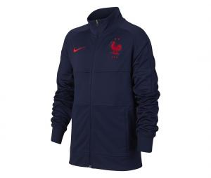 Veste France I96 Anthem Bleu Junior