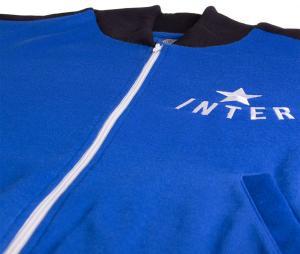 Veste Rétro Inter Milan 1977/78 Bleu