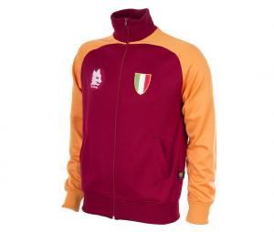 Veste Vintage AS Roma Scudetto Rouge/Orange