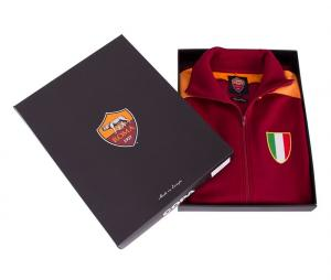 Veste Vintage AS Roma Scudetto Rouge/Orange