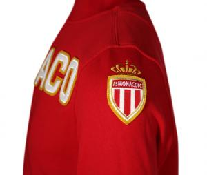 Veste AS Monaco Rouge