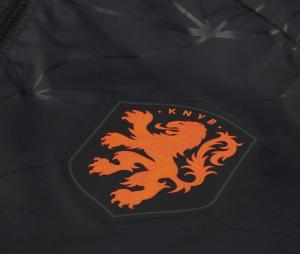 Veste à capuche Pays Bas AWF Lite Noir