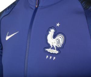 Veste France Strike Bleu