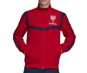 Veste Présentation Arsenal Rouge
