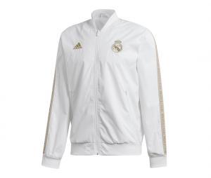Veste Real Madrid Anthem Blanc