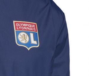 Veste Olympique Lyonnais Anthem Bleu