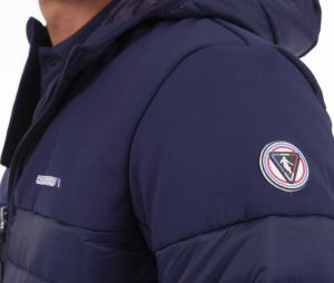Doudoune à capuche Camberabero Sport Bleu
