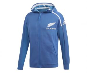Veste All Blacks Anthem Bleu