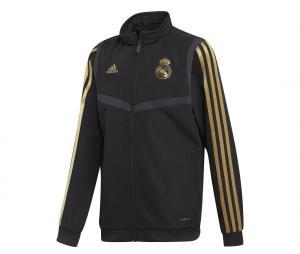 Veste de présentation Real Madrid Noir Junior