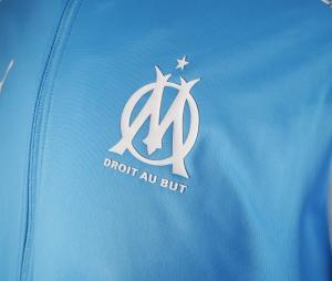Veste OM Stadium Bleu Junior