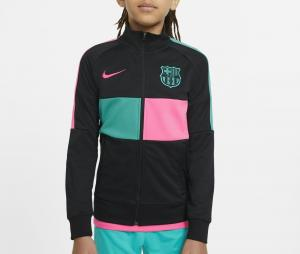 Veste Nike Barça I96 Anthem Noir Junior