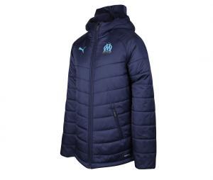 OM Bench Men's Hooded Jacket Blue