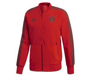 Veste Présentation Bayern Munich adidas Rouge