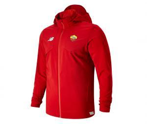 Veste à capuche AS Roma Vector Speed Rouge