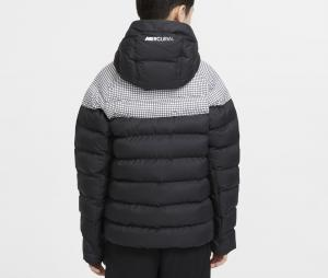 Doudoune à capuche Nike CR7 Noir Junior