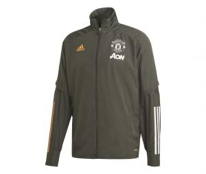 Veste Présentation Manchester United Vert