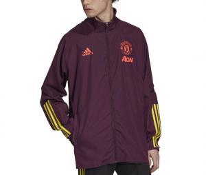Veste Présentation Manchester United Violet