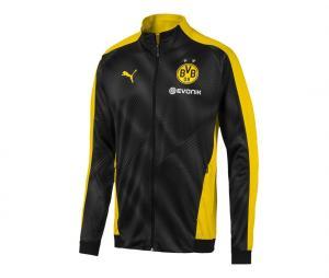 Veste Borussia Dortmund Stadium Noir/Jaune