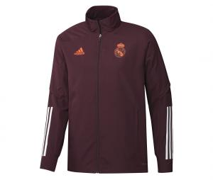 Veste Présentation Real Madrid Ultimate Rouge