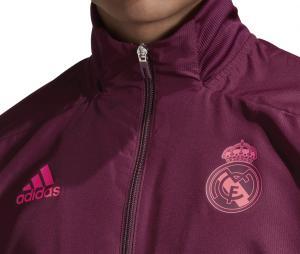Veste Présentation Real Madrid Ultimate Rouge