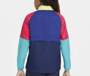 Veste à capuche Barça Bleu Junior