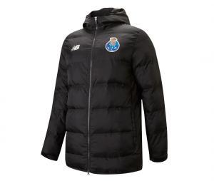 Doudoune à capuche FC Porto Noir
