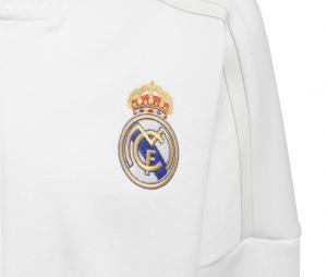 Veste Real Madrid Z.N.E. Blanc Junior