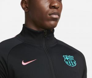 Veste Barça Anthem Noir
