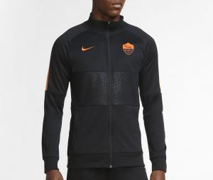 Veste AS Roma Anthem Noir