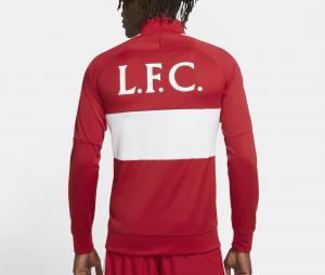 Veste Liverpool Anthem Rouge/Blanc