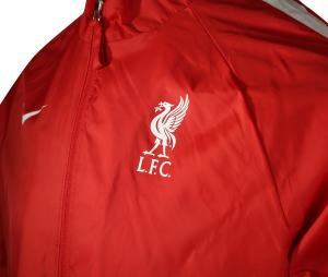 Veste Liverpool Academy AWF Rouge