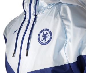 Veste à capuche Chelsea Windrunner Bleu