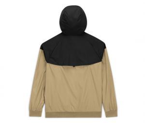 Veste à capuche Barça Windrunner Or/Noir