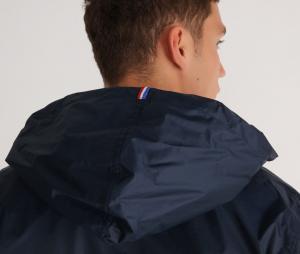 Veste à capuche France Rugby Bleu