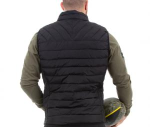 Doudoune Sans Manche Ruckfield Rugby Essentiel Noir