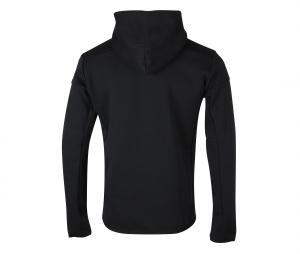 Veste à capuche Bordeaux ZNE Noir