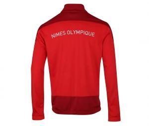 Veste Nimes Olympique Stadium Rouge