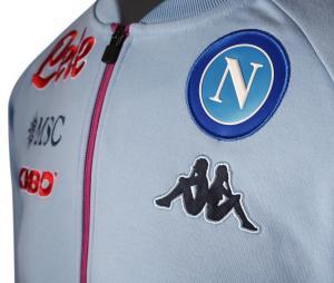 Veste Napoli Arufoco 3 Bleu/Noir