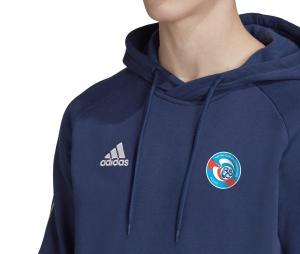 Sweat à capuche Strasbourg Bleu