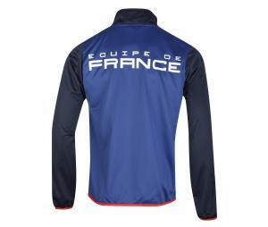 Veste France FFF Bleu Junior