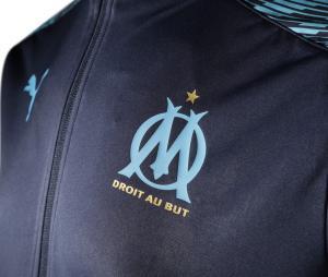 Veste Présentation OM Bleu