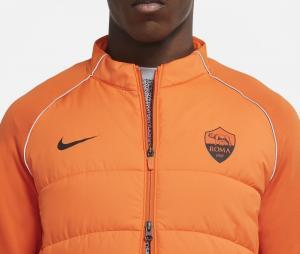Veste AS Roma Therma Strike Orange