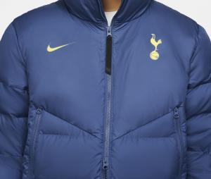 Doudoune à capuche Tottenham Strike Bleu