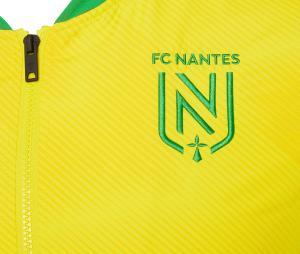 NANTES ATHM VESTE JN/GRN