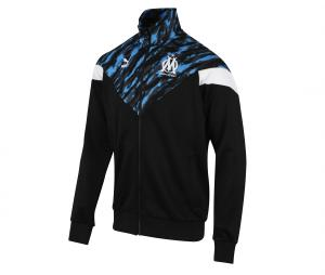 OM Iconic Graphic Jacket Black/Blue