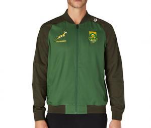 Veste Présentation Afrique du Sud Vert