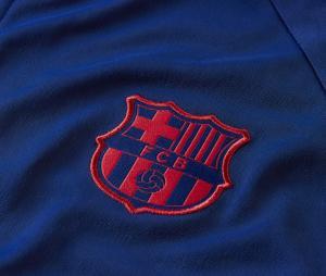 Veste Barça JDI Bleu
