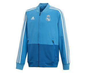Veste Présentation Real Madrid Bleu Junior