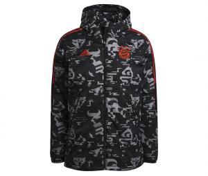 Veste à capuche Bayern Munich CNY Padded Noir